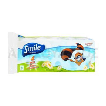Εικόνα της SMILE ΧΑΡΤΙ ΥΓΕΙΑΣ 10 ΡΟΛΑ 4ΦΥΛΛΟ ΑΡΩΜΑΤΙΚΟ
