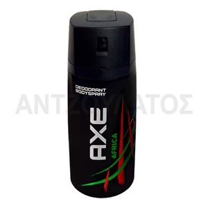 Εικόνα της AXE DEO SPRAY 150ML  AFRICA
