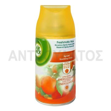 Εικόνα της AIRWICK FRESHMATIC MAX 250ML CITRUS
