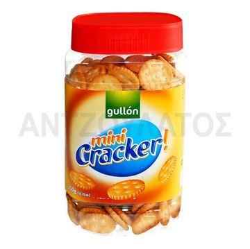 Εικόνα της GULLON ΜΙΝΙ PICK CRACKERS 350gr