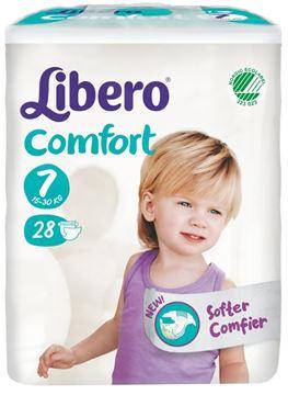 Εικόνα της LIBERO COMFORT ΠΑΝΑ 15-30Kg 28ΤΜΧ