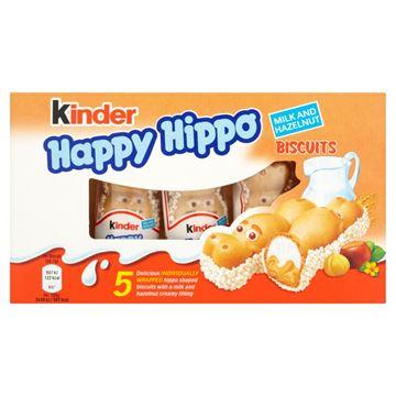 Εικόνα της KINDER HAPPY HIPPO 5ΤΕΜ ΚΛΑΣΙΚΟ