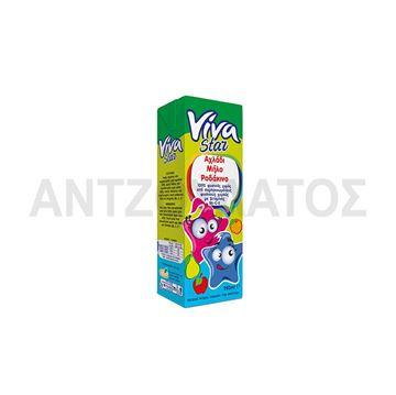 Εικόνα της VIVA STAR 250ML ΑΧΛΑΔΙ ΜΗΛΟ ΡΟΔΑΚΙΝΟ (ΒΟΥ) Φ.Χ