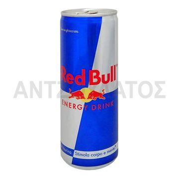 Εικόνα της REDBULL  ΕΝΕRGY DRINK 250ML