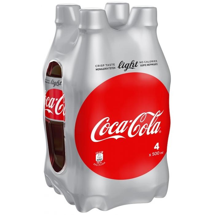 cola light afvallen