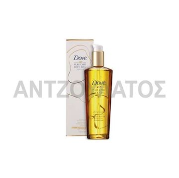 Εικόνα της DOVE HAIR DRY OIL 100ML