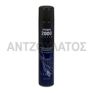 Εικόνα της STUDIO 2000 SYSTEM ΛΑΚ 400ML EXTRA HOLD NO 4