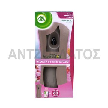Εικόνα της AIRWICK FRESHMATIC ΣΥΣΚΕΥΗ 250ML MAGNOLIA & CHERRY BLOSSOM
