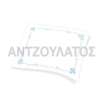 Εικόνα της ENDLESS ΤΡΑΠΕΖΟΜΑΝΤΗΛΟ 1,30Μ 110ΤΕΜ ΛΕΥΚΟ-ΝΑΥΤΙΚΟ