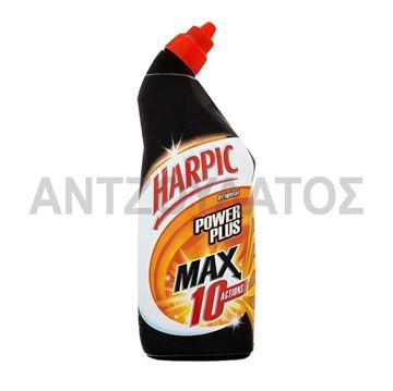 Εικόνα της HARPIC ΠΑΠΙ ΤΟΥΑΛΕΤΑΣ 750ML POWER PLUS MAX 10 ACTIONS