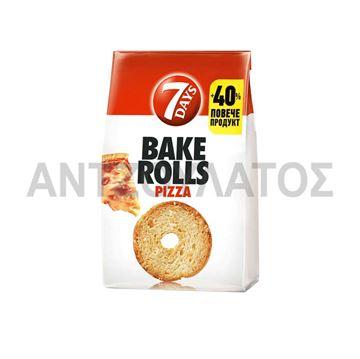 Εικόνα της 7 DAYS BAKE ROLLS 112ΓΡ PIZZA