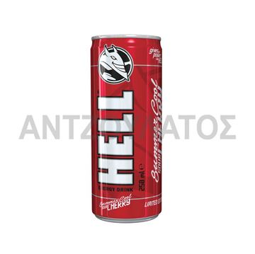 Εικόνα της HELL ENERGY 250ML SUMMER COOL SOUR CHERRY