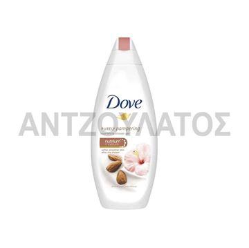 Εικόνα της DOVE ΑΦΡΟΛΟΥΤΡΟ 250ML ALMOND CREAM