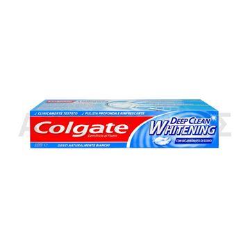 Εικόνα της COLGATE ΟΔΟΝΤΟΚΡΕΜΑ 100ML DEEP CLEAN WHITENING