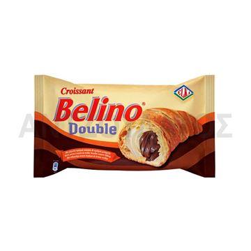 Εικόνα της BELINO DOUBLE ΚΡΟΥΑΣΑΝ ΣΟΚΟΛΑΤΑ-ΜΙΛΦΕΙΓ 80ΓΡ