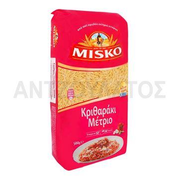 Εικόνα της MISKO ΚΡΙΘΑΡΑΚΙ ΜΕΤΡΙΟ 500ΓΡ