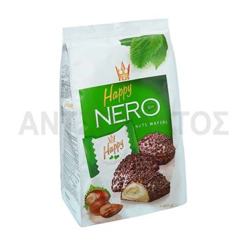Εικόνα της FLIS NUTS WAFERS 140ΓΡ HAPPY NERO