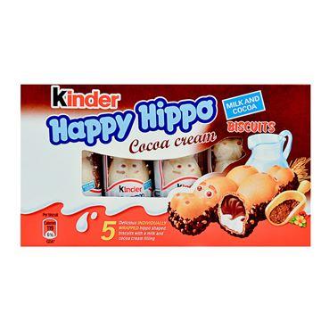 Εικόνα της KINDER HAPPY HIPPO 5ΤΕΜ ΚΑΚΑΟ