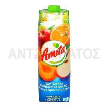 Εικόνα της AMITA ΠΜΒ 1LT x 12