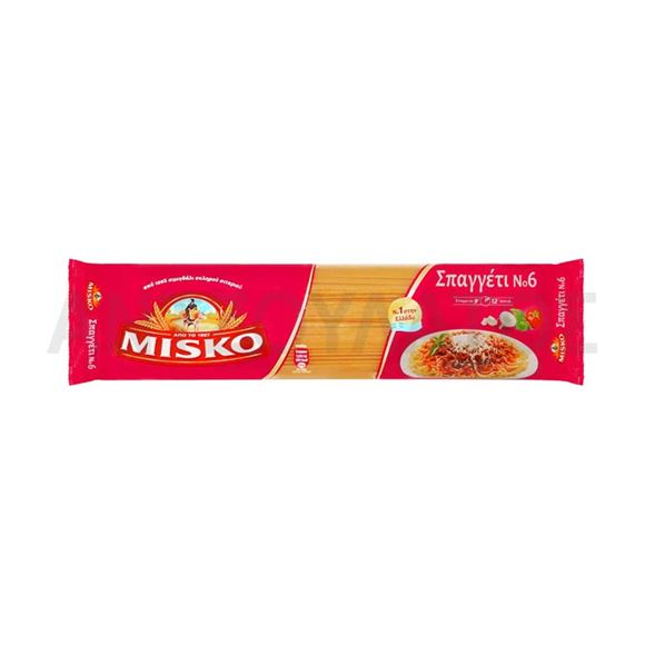 Εικόνα της MISKO ΜΑΚΑΡΟΝΙΑ 500ΓΡ No6