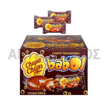 Εικόνα της CHUPA CHUPS BIG BABOL MINI COLA x 60TEM (360ΓΡ) ΕΛΛΗΝΙΚΟ