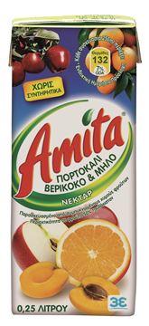 Εικόνα της AMITA ΠΜΒ 250ML x 27