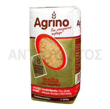 Εικόνα της AGRINO ΡΥΖΙ 500ΓΡ PARBOILED BELLA