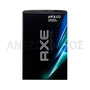 Εικόνα της AXE AFTER SHAVE APOLLO 100ML ΕΛΛΗΝΙΚΟ