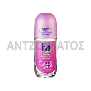 Εικόνα της FA ROLL ON 50ML PINK PASSION