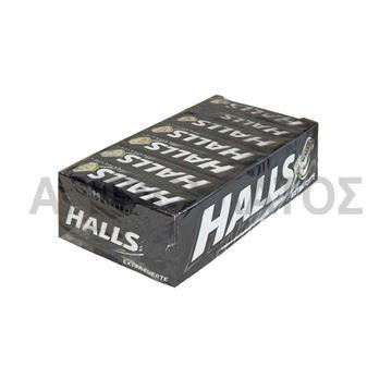Εικόνα της HALLS ΚΑΡΑΜΕΛΕΣ 34ΓΡ EXTRA STRONG Χ 21 ΤΕΜ