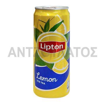 Εικόνα της LIPTON ICE TEA 330ML ΛΕΜΟΝΙ
