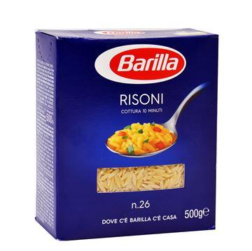 Εικόνα της BARILLA Νο26 RISONI 500ΓΡ