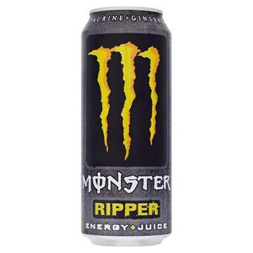 Εικόνα της MONSTER ENERGY RIPPER 500ML
