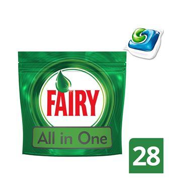 Εικόνα της FAIRY ALL IN ONE 28 ΤΑΜΠΛΕΤΕΣ ORIGINAL (378ΓΡ) ΕΛΛΗΝΙΚΟ