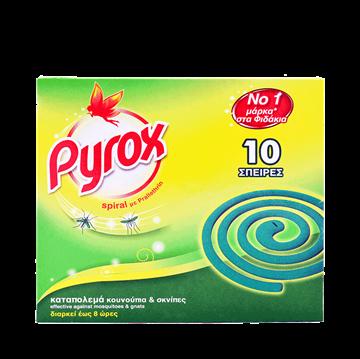 Εικόνα της PYROX ΕΝΤΟΜ. ΣΠΕΙΡΕΣ 10ΤΕΜ