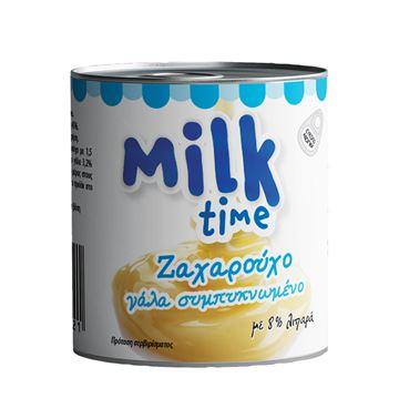 Εικόνα της MILK TIME ΓΑΛΑ  8% 397ΓΡ ΖΑΧΑΡΟΥΧΟ
