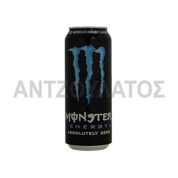 Εικόνα της MONSTER ENERGY 500ML ABSOLUTELY ZERO ΜΠΛE ΕΛΛΗΝΙΚΟ