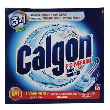 Εικόνα της CALGON 15 ΤΑΜΠΛΕΤΕΣ POWERBALL 3 ΣΕ 1
