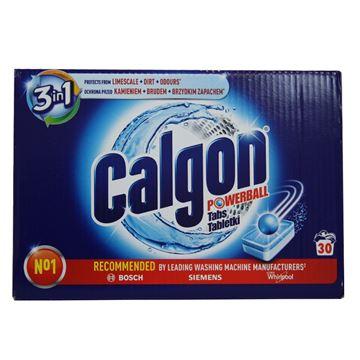 Εικόνα της CALGON 30 ΤΑΜΠΛΕΤΕΣ POWERBALL 3 ΣΕ 1