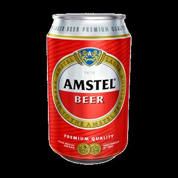 Εικόνα της AMSTEL ΚΟΥΤΙ ΜΠΥΡΑ (6 Χ 330ML) x 4