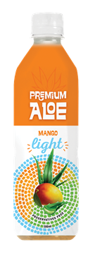 Εικόνα της PREMIUM ALOE VERA MANGO LIGHT 500ML