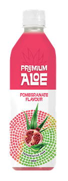 Εικόνα της PREMIUM ALOE VERA POMEGRANATE 500ML