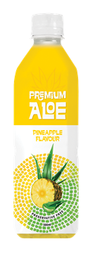 Εικόνα της PREMIUM ALOE VERA PINEAPPLE  500ML