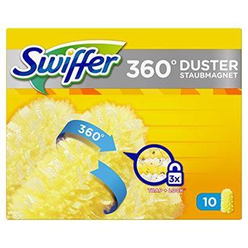 Εικόνα της SWIFFER DUSTER 360 ΑΝΤΑΛΛΑΚΤΙΚΑ ΠΑΝΑΚΙΑ 10TMX