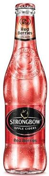 Εικόνα της STRONGBOW REDBERRIES APPLE CIDERS 330ML