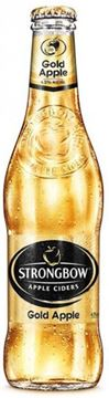 Εικόνα της STRONGBOW GOLDAPPLE  APPLE CIDERS 330ML