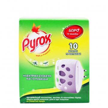 Εικόνα της PYROX FIK ΣΥΣΚ.+10 ΠΛΑΚΙΔ. ΔΩΡΟ