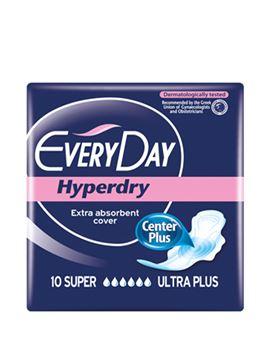 Εικόνα της EVERYDAY HYPERDRY ΣΕΡΒΙΕΤΑ 10ΤΜ SUPER ULTRA PLUS
