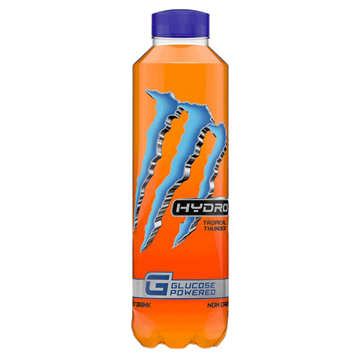 Εικόνα της MONSTER HYDRO ENERGY DRINK 550ML TROPICAL THUNDER