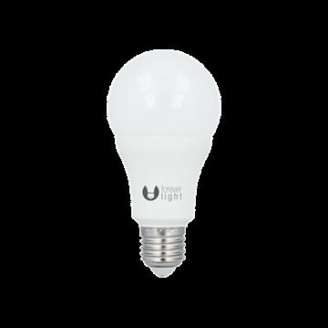 Εικόνα της LED ΛΑΜΠΤΗΡΑΣ A65 15W E27 230V ΖΕΣΤΟ ΧΡΩΜΑ  WW